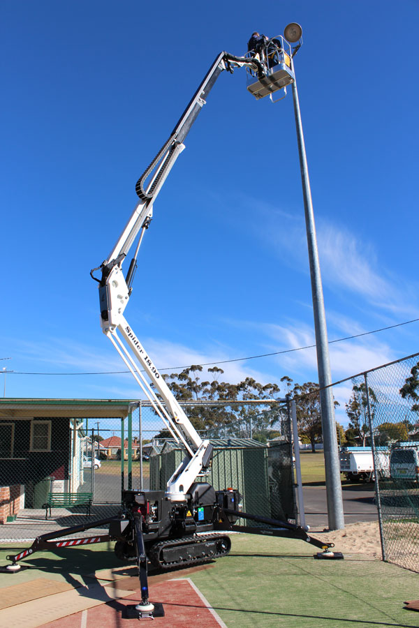 boom lift hire melbourne