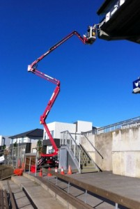 boom lift hire in melbourne