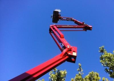 Hinowa light lift 19.65m
