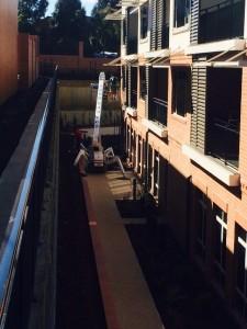 Spider boom lift hire melbourne