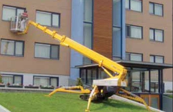 hire spider access equipment